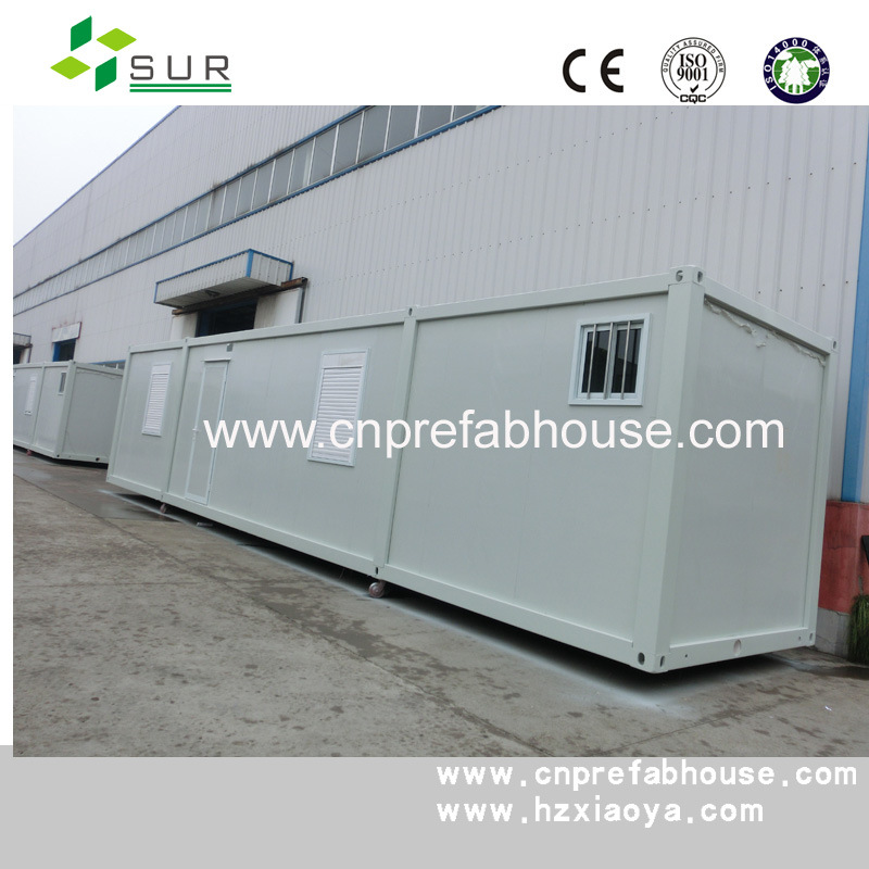 China 40FT Container House, Prebuild Container Home (XYJ-04)