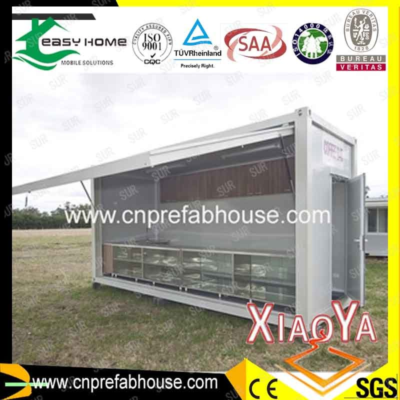 Prefabricated House Container Coffee Shop (XYJ-03)